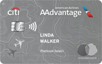The Citi AAdvantage card from American Airlines is an airline rewards card