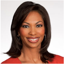 "Harris Faulkner, host of Fox talk show ""Outnumbered."" (Source: Fox TV)"