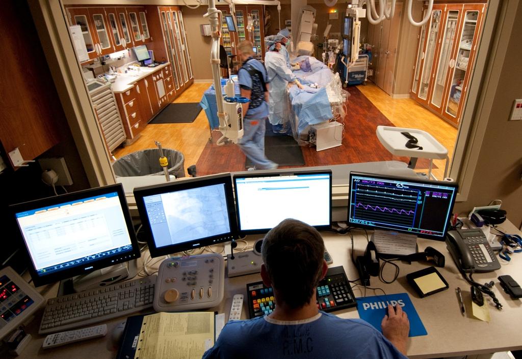 St. Luke's Regional Medical Center in Boise, Idaho.