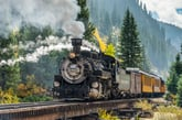 10 of the Most Fantastic Train Trips in the U.S.