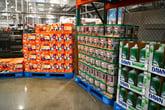 Detergent at Costco