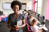 The Best and Worst States for Working as a Teacher