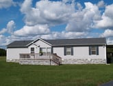Manufactured home or mobile home