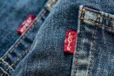 """Vintage Levi's """"Big E"""" denim jeans"""