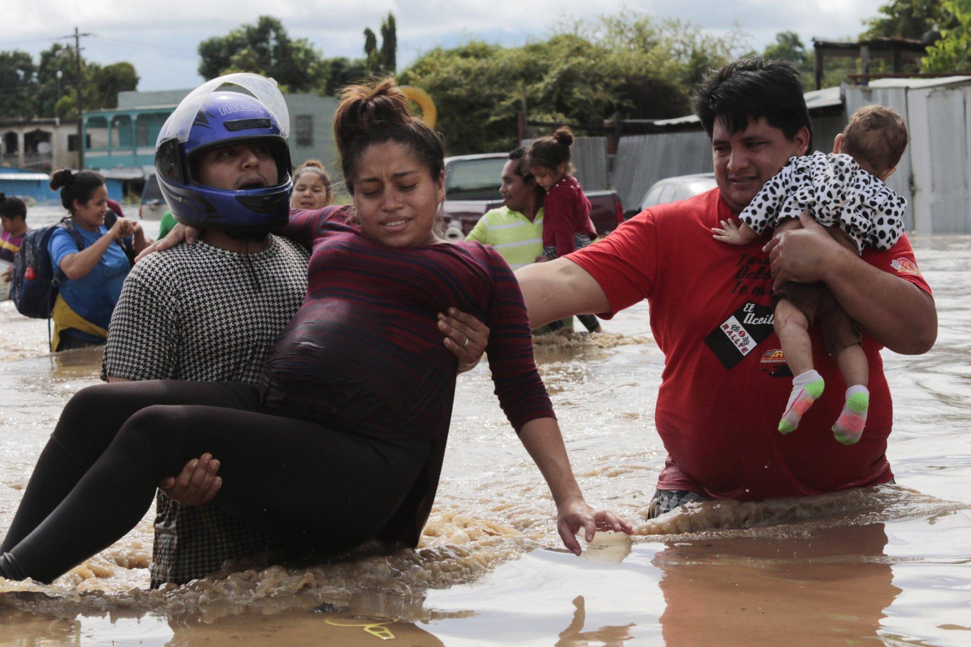 Hurricane Eta victims