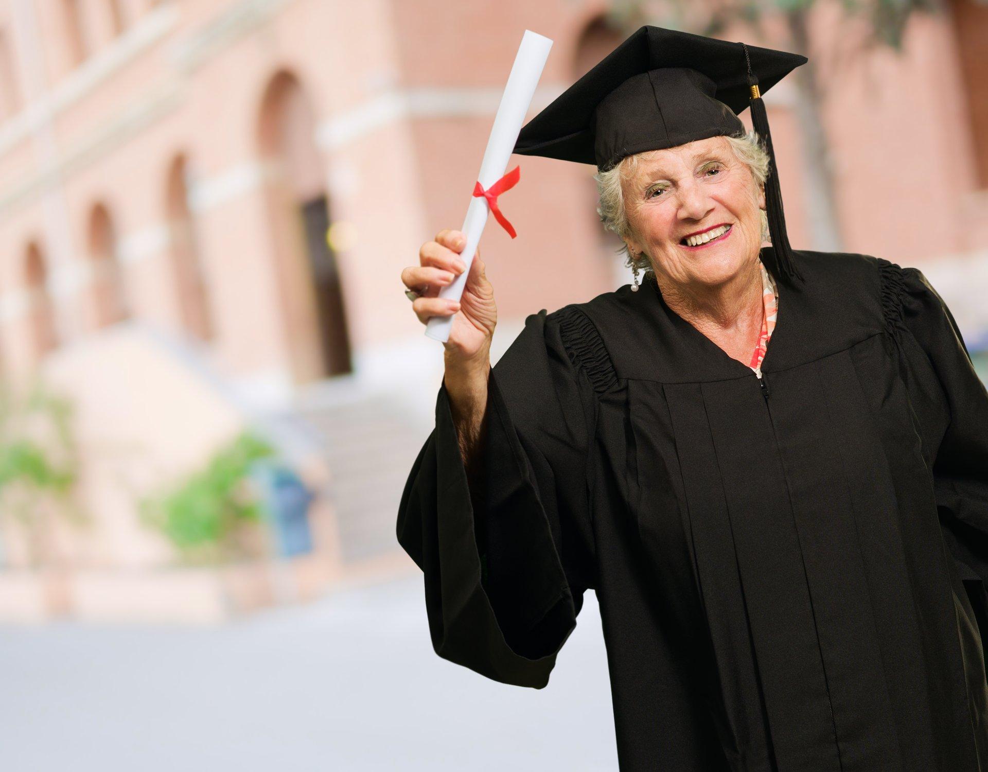 Senior education