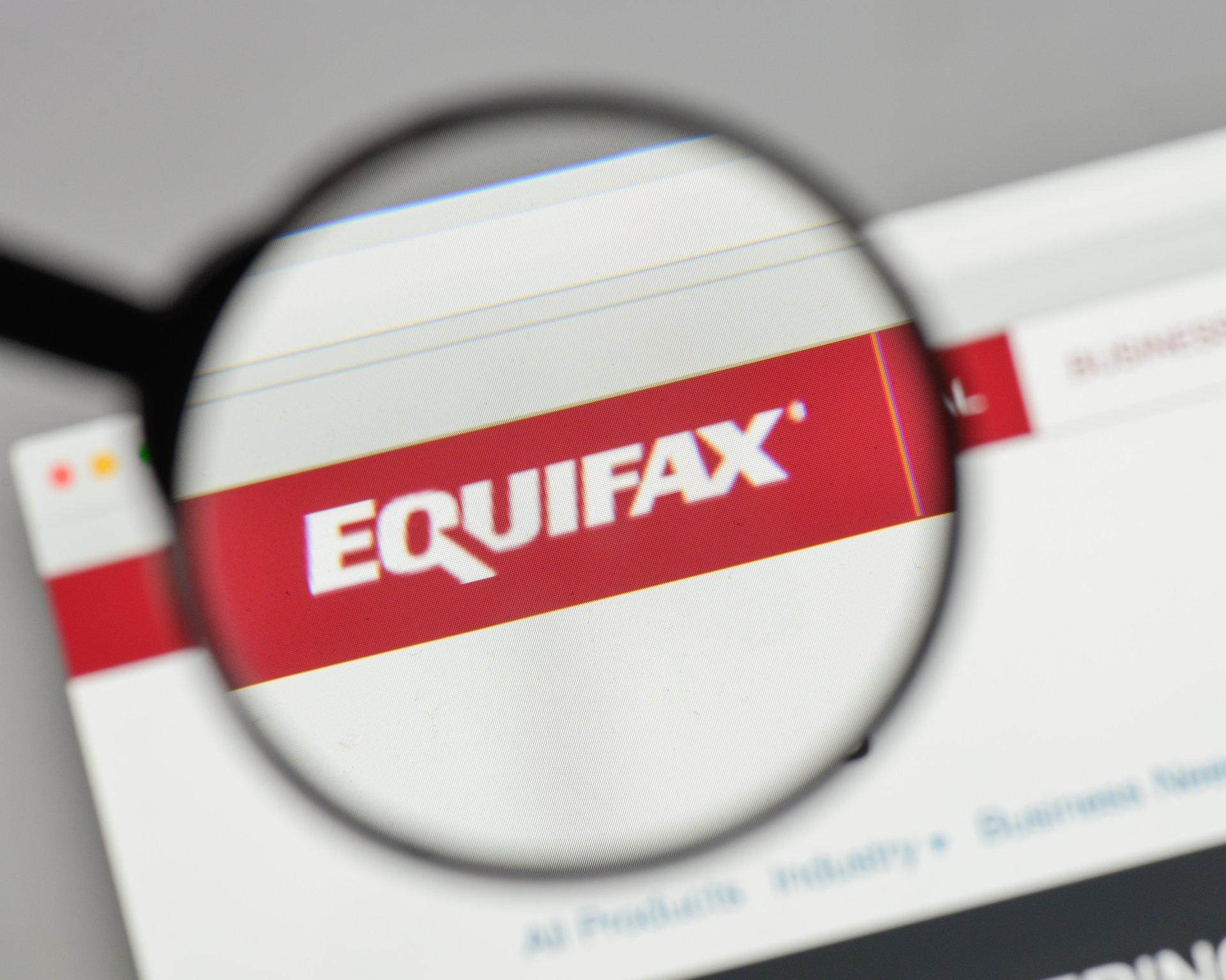 Equifax scrutiny
