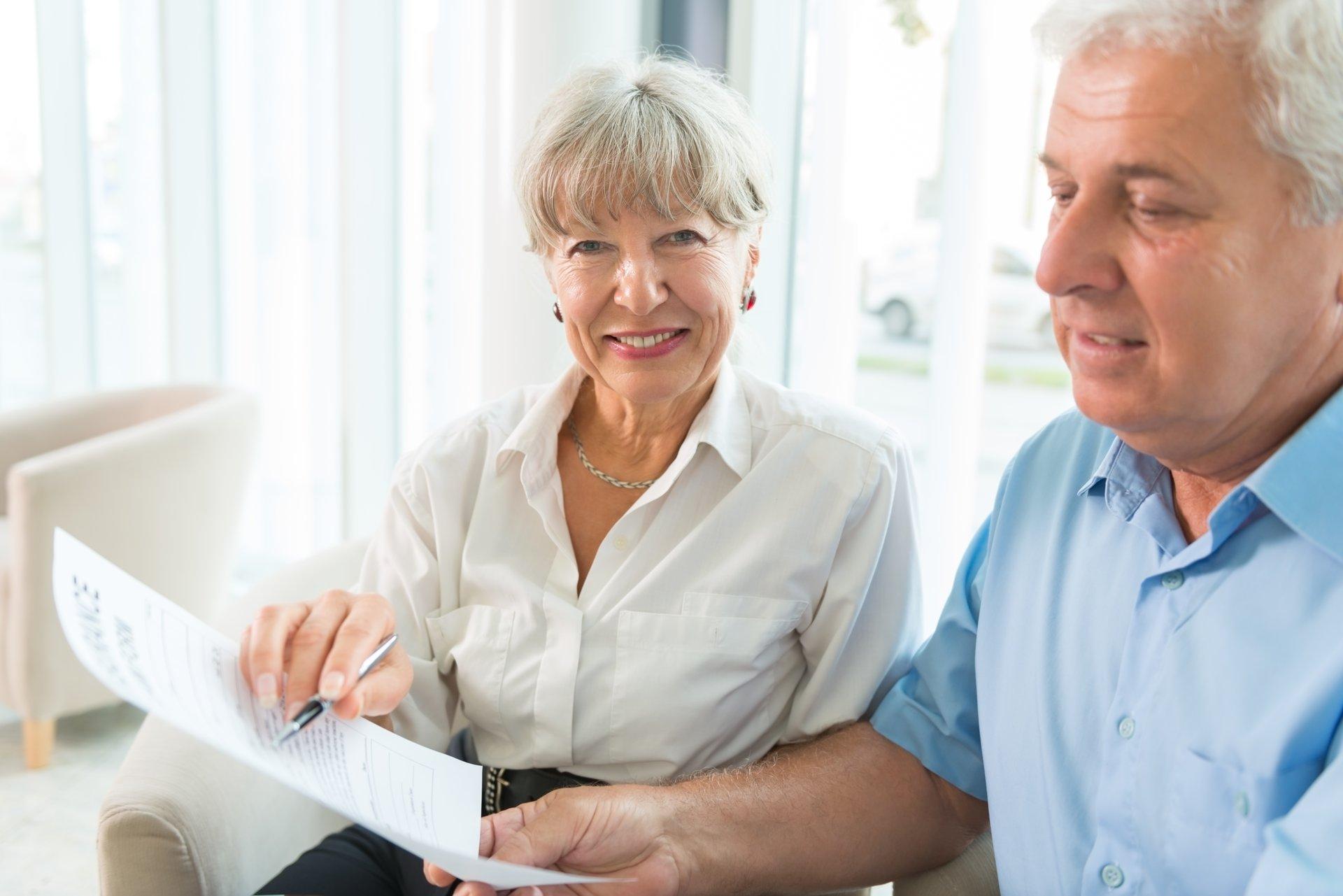 Senior Couple Life Insurance