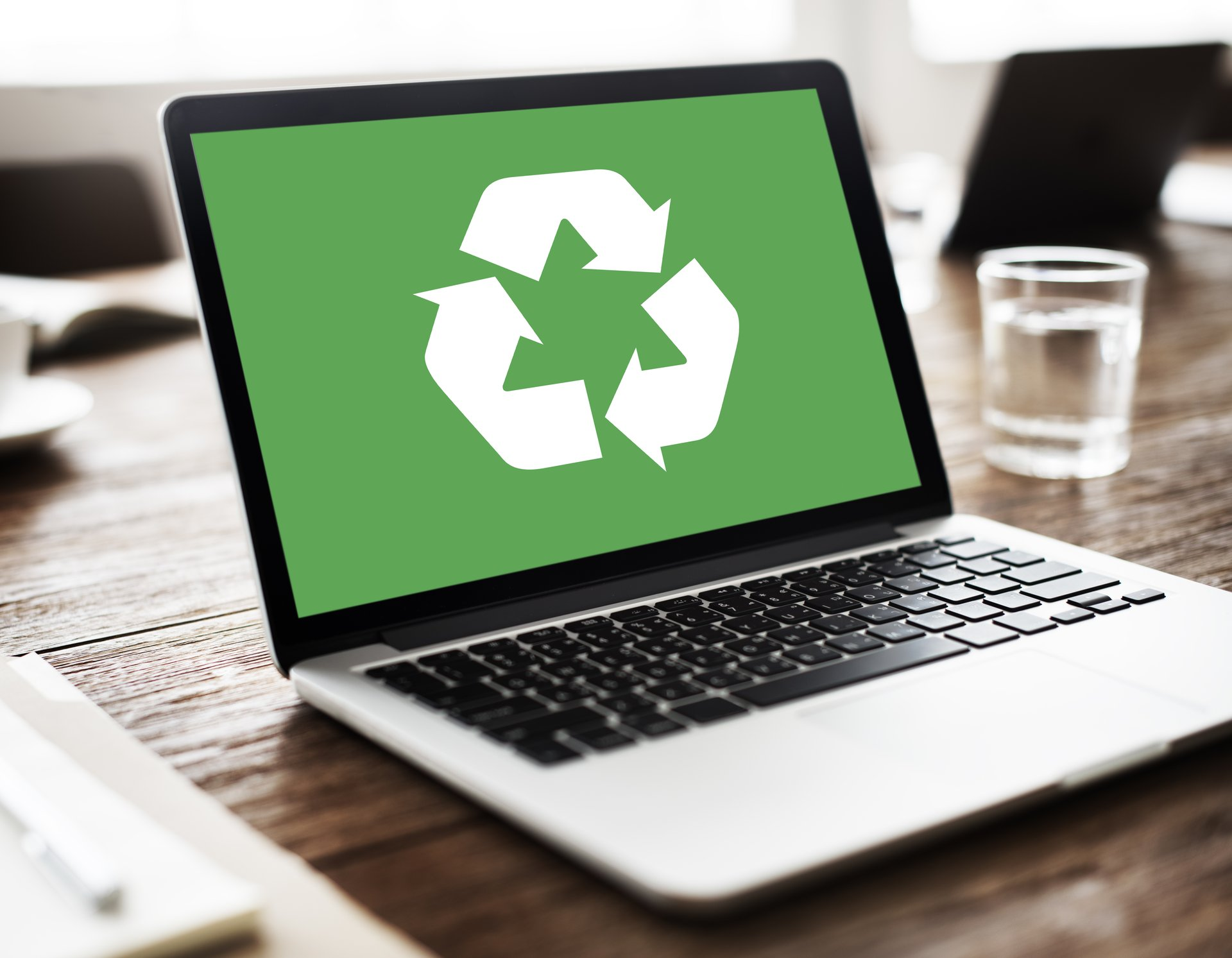 Recycle computer