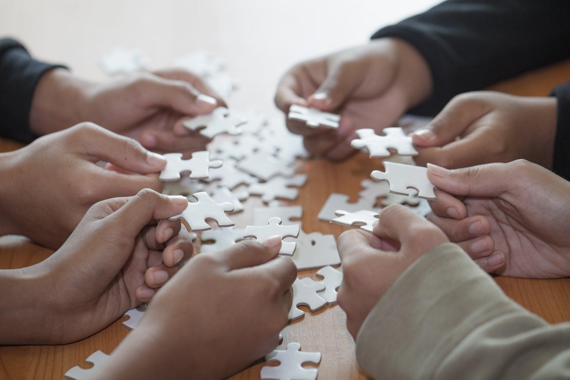 Jig Saw Puzzle Crowdfunding