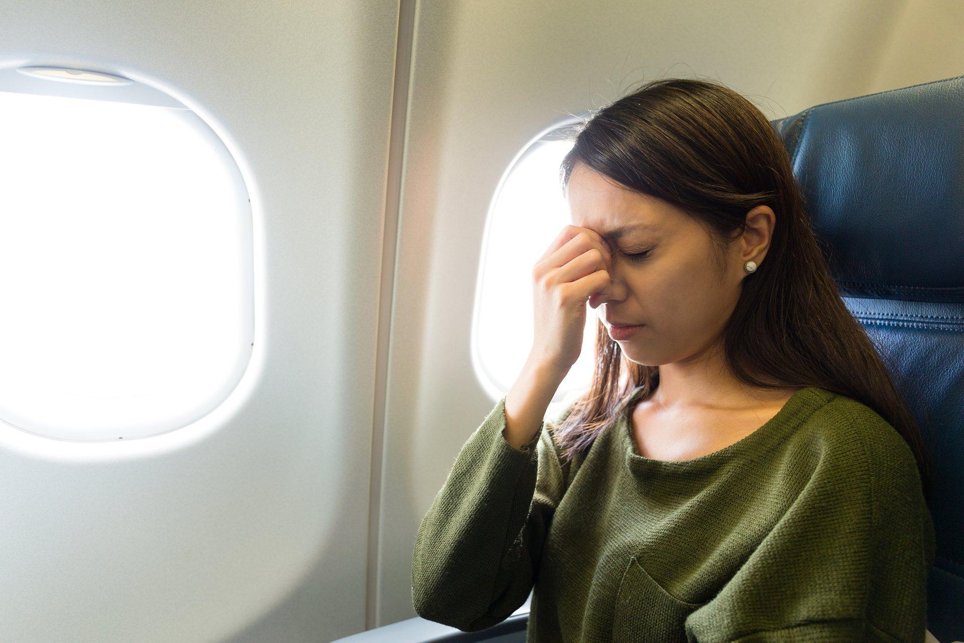 stressful travel