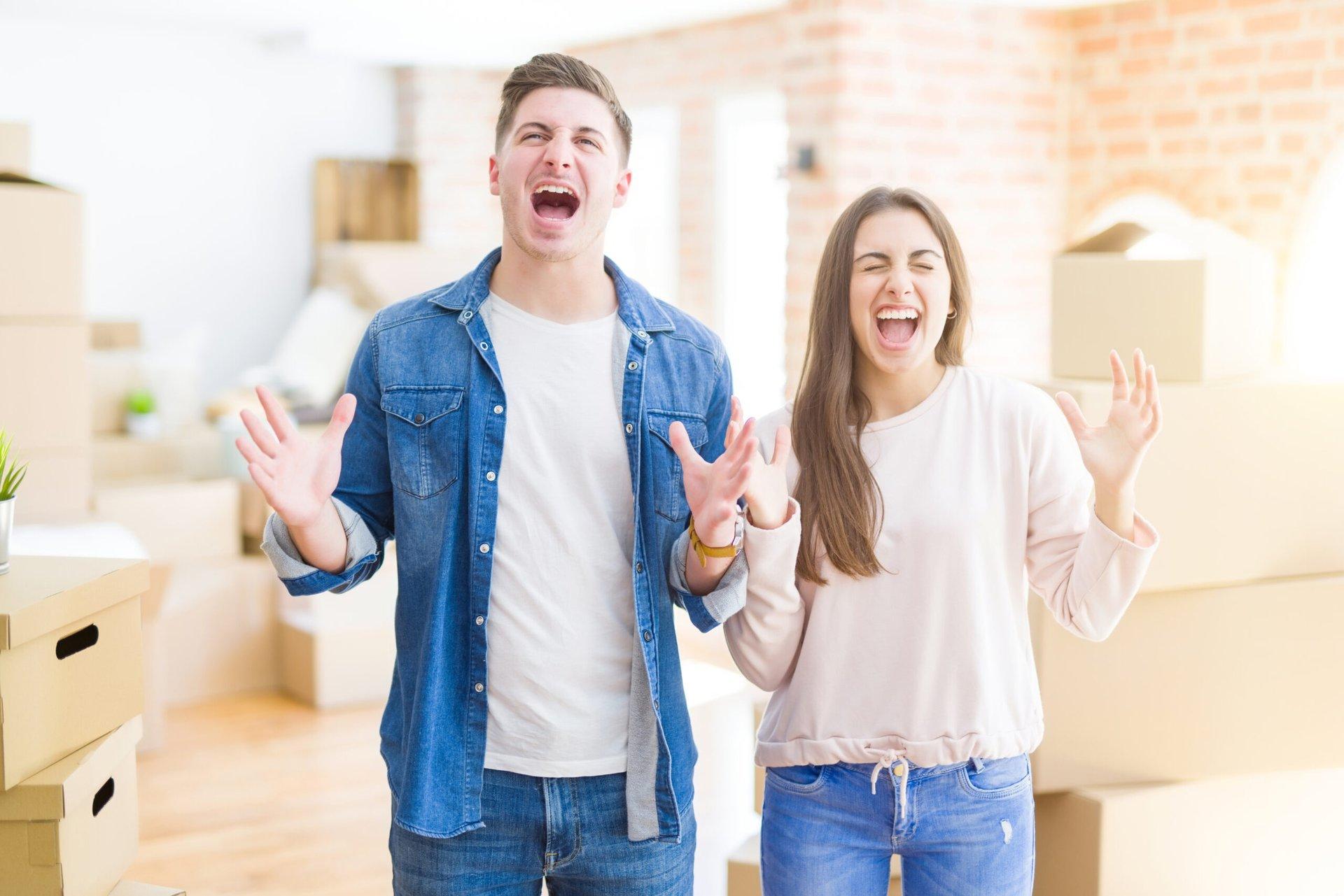 Unhappy homebuyers