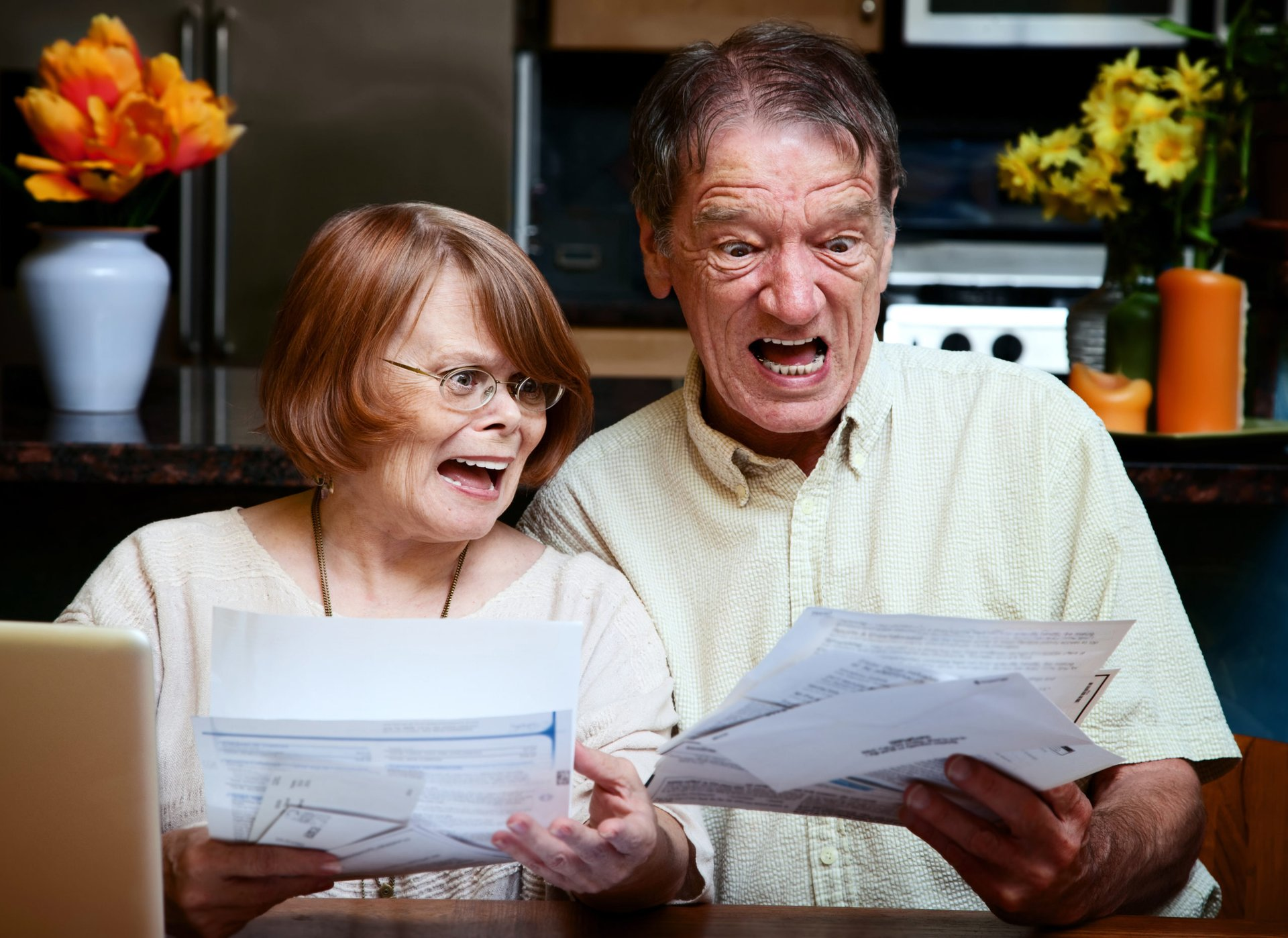 Couple shocked at higher cable bills
