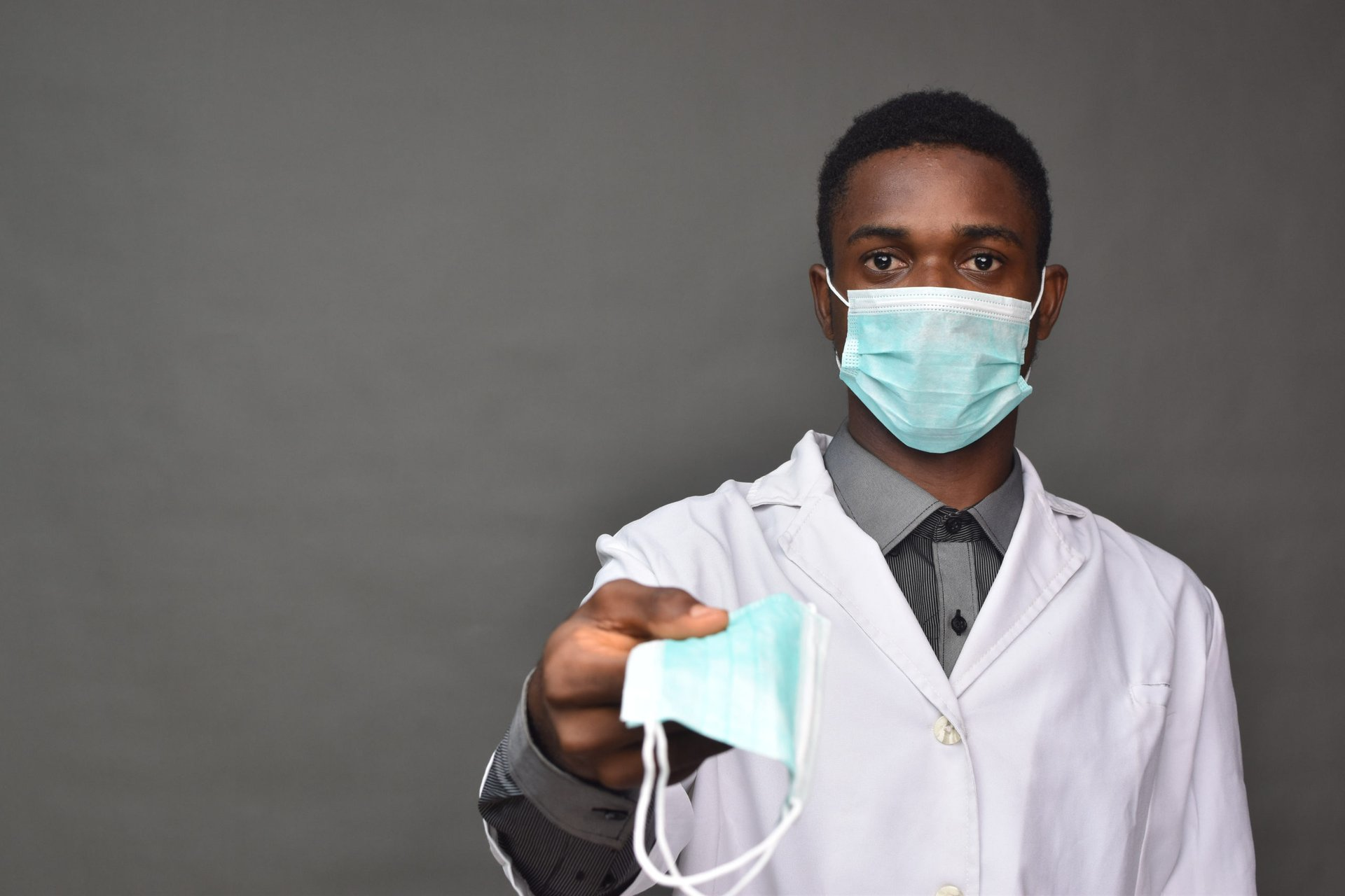 Doctor with mask