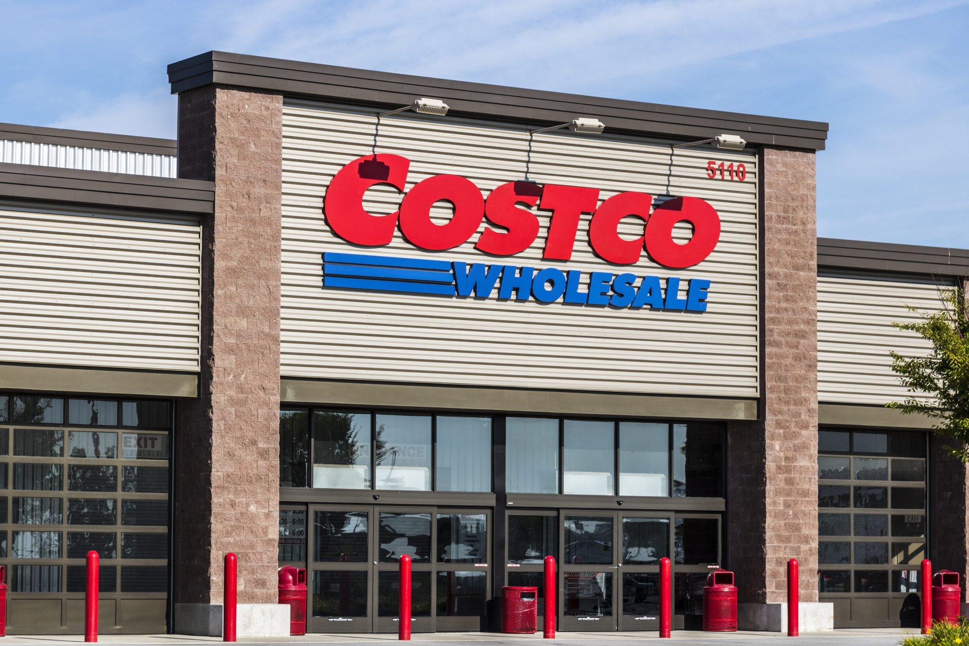 Costco Wholesale exterior