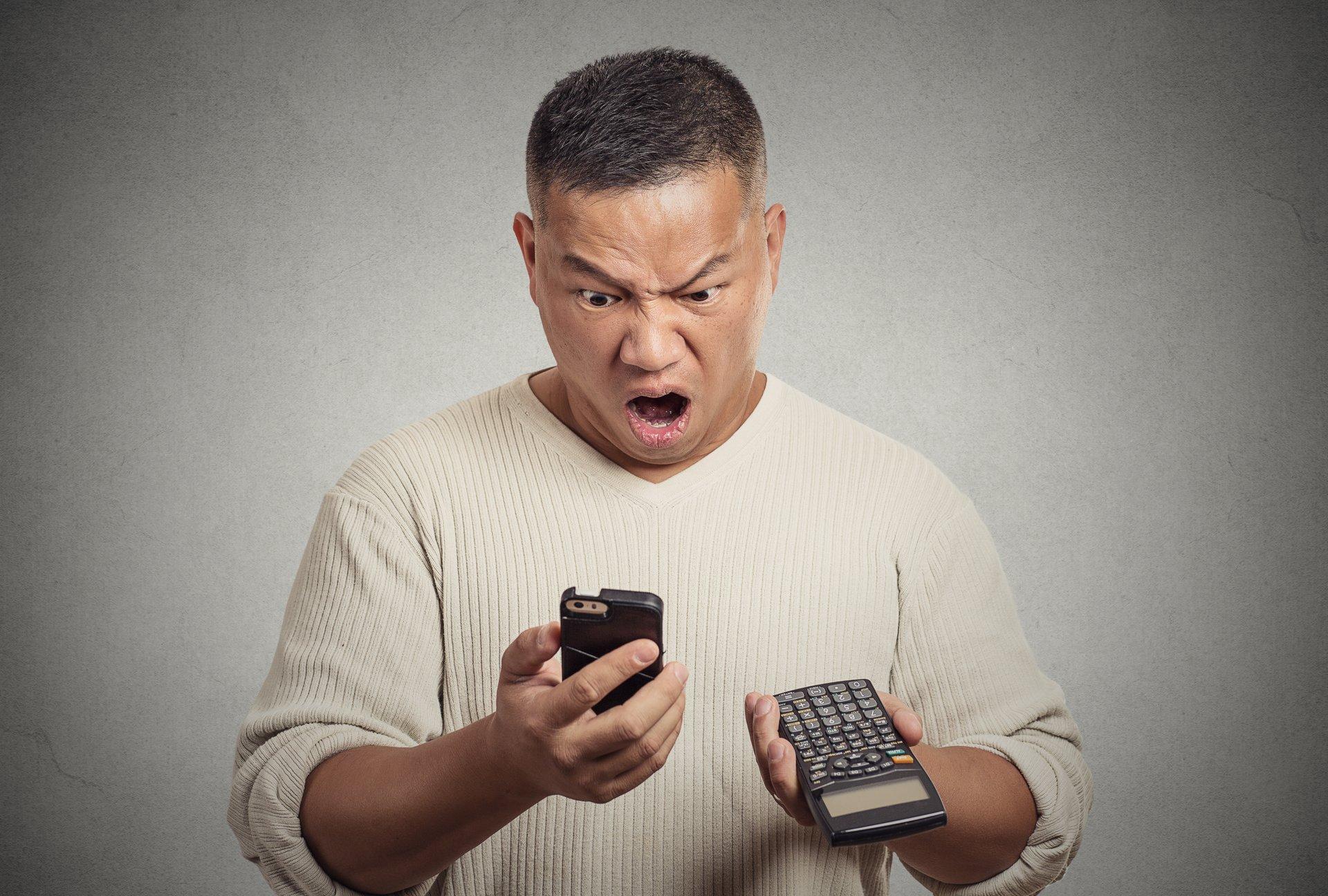 Cell Phone Sticker Shock