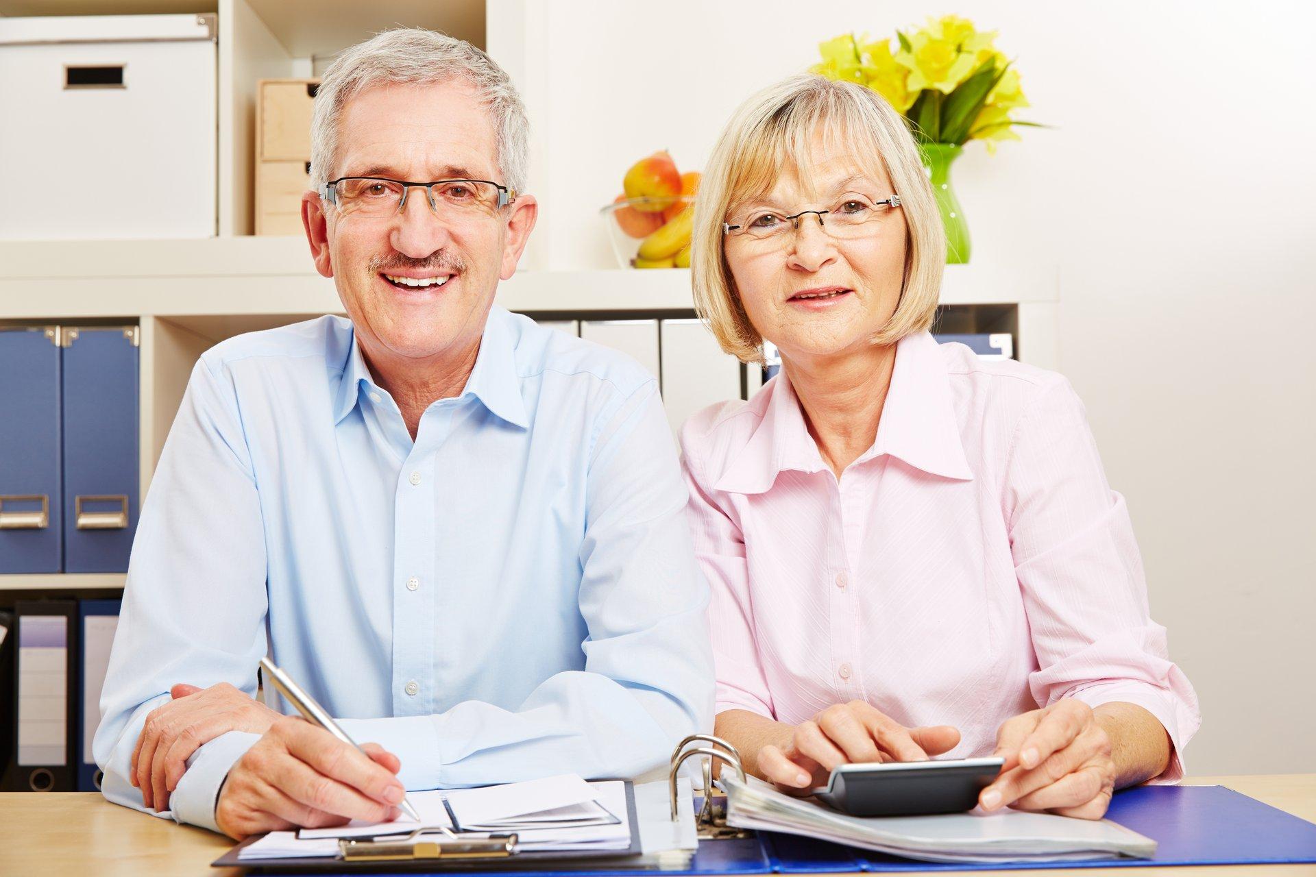 Senior Couple Taxes