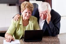 Unhappy retirees