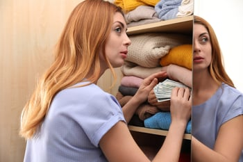 6 Reasons Hiding Cash at Home Is a Terrible Idea
