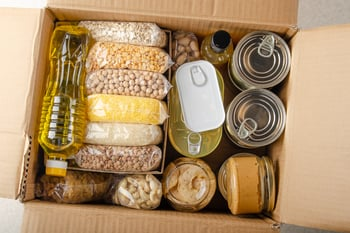 7 Tips for Building an Emergency Food Supply