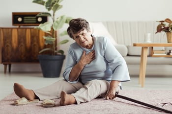 The Most Common Reason That Older Adults Fall Down