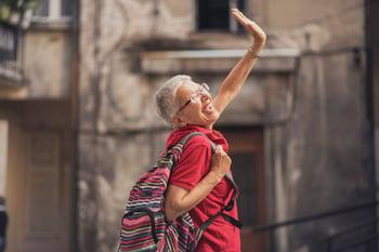 Retiree abroad