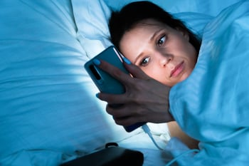 Blue Light Might Not Be So Bad for Your Sleep After All
