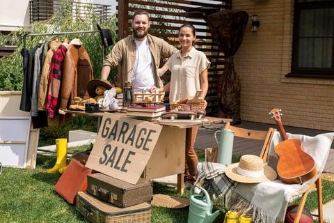 15 Things You Should Always Buy at Yard Sales