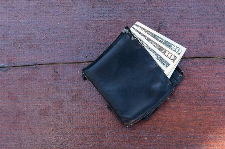 Lost Money