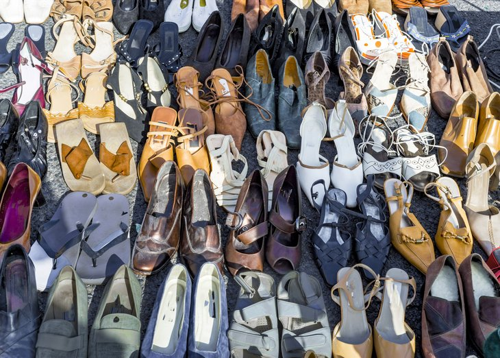 Used women's shoes for sale