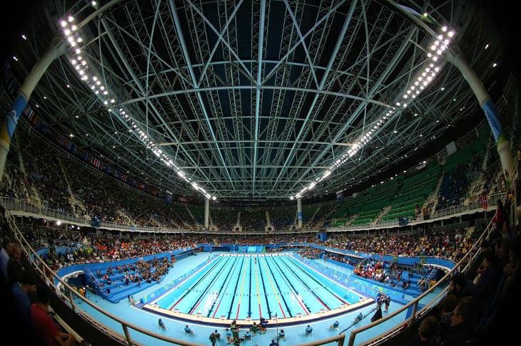 Rio Olympic facility