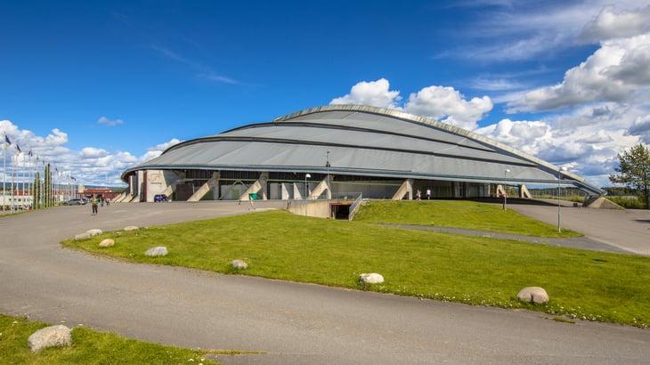 Lillehammer, Norway stadium
