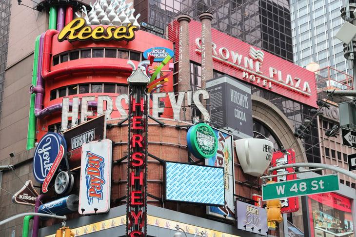 Hershey's New York