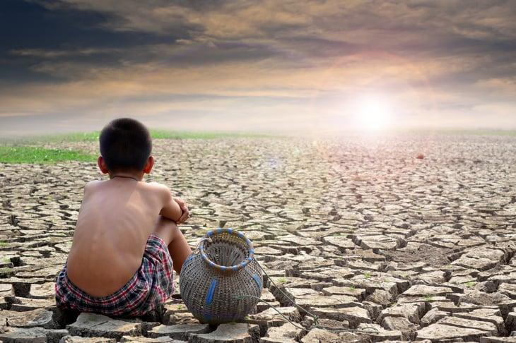 Boy Drought
