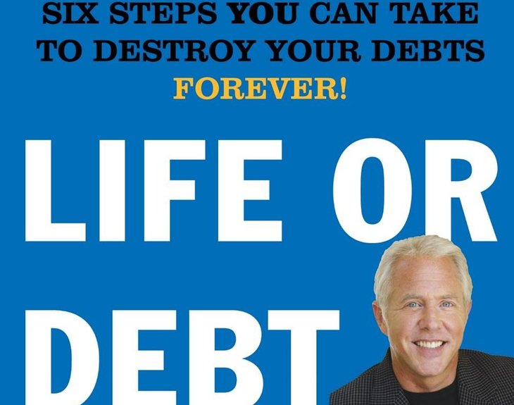Life or Debt book cover