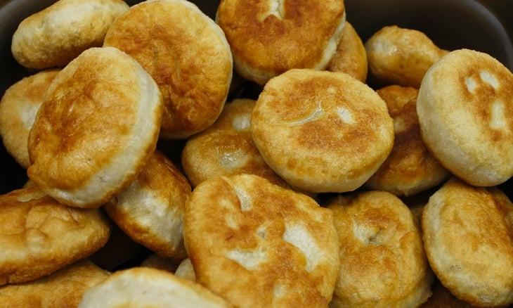 Buttermilk bisquits