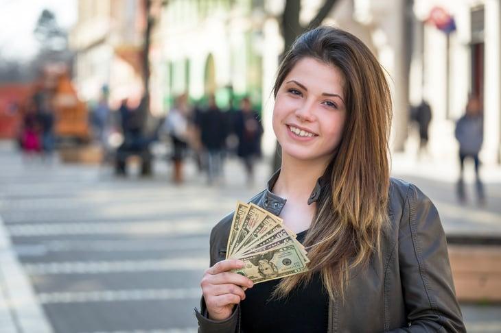 Shopper money