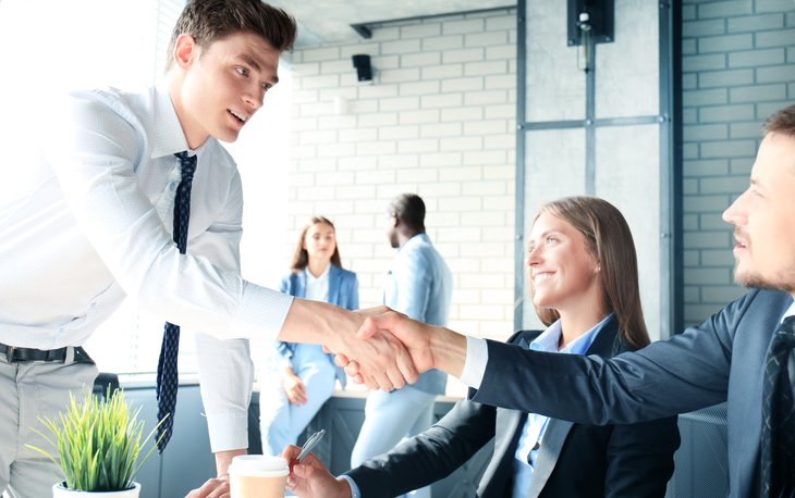 When passion connects with skills and experience, you're set for your best chance of being effective in a new job.