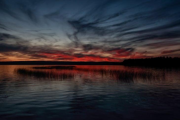 Maine, Great Moose Lake