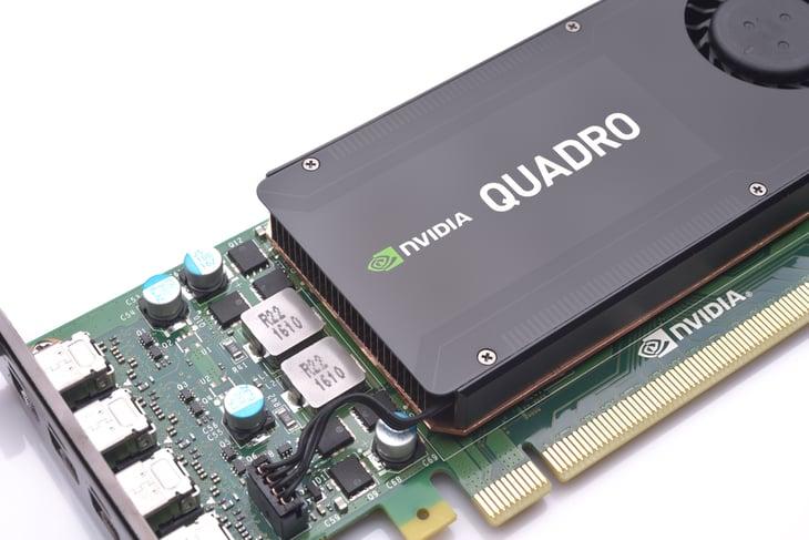 Nvidia computer component