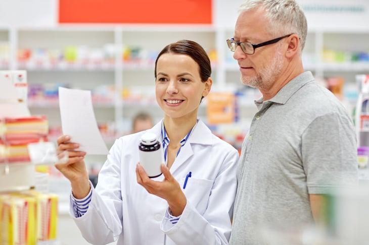Senior prescription drugs