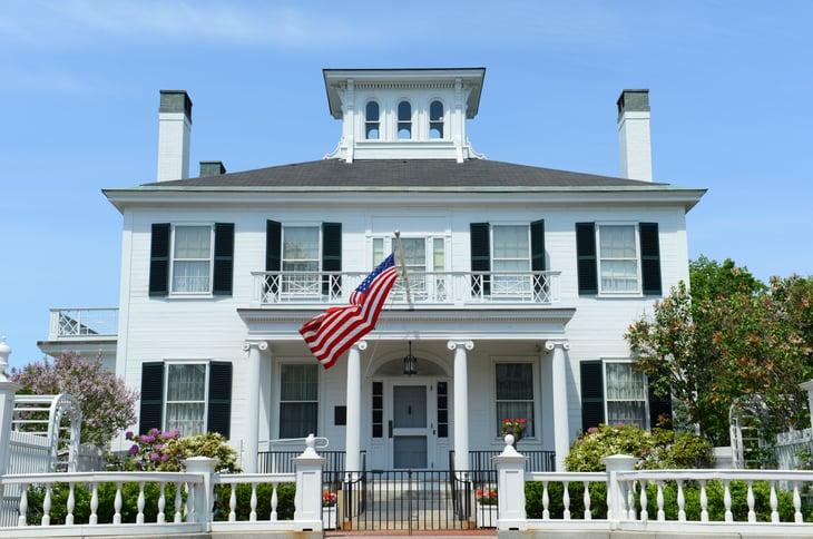 Maine governor's mansion