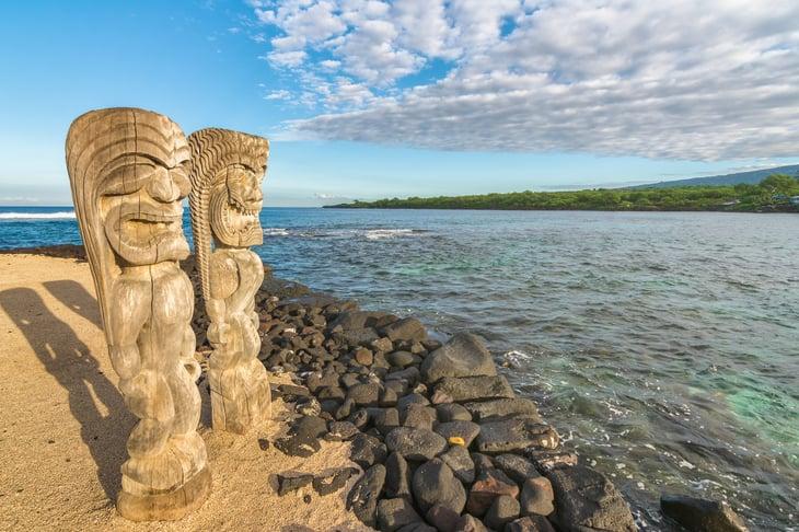 Puʻuhonua o Honaunau National Historical Park