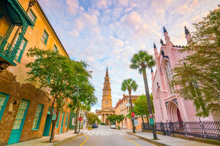 Charleston, South Caroline historical district