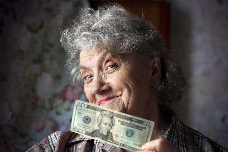 Senior money