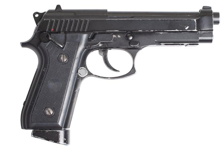 Beretta M9 handgun
