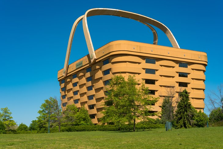 World's largest picnic basket