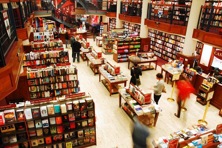 Harvard Coop Bookstor