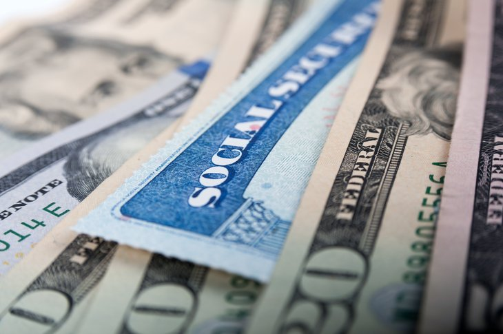 Social Security payment