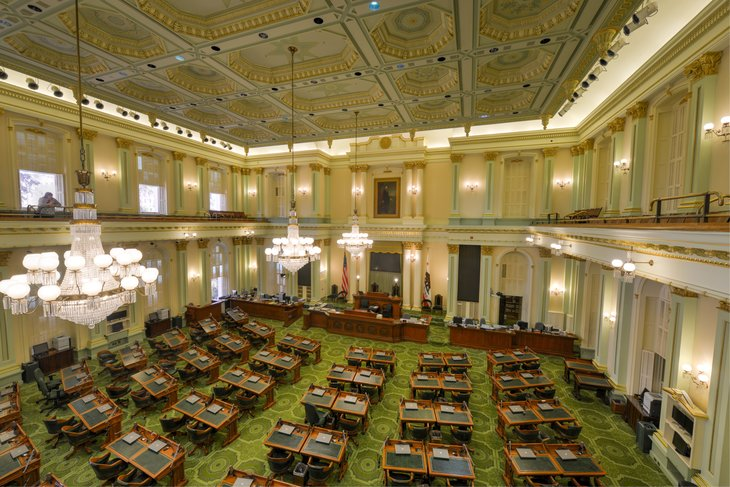 California legislature